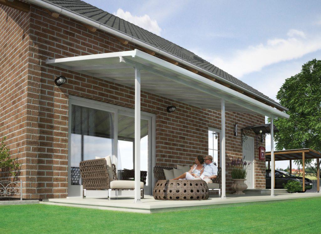 La tonnelle Couv\'Terrasse, idéale pour couvrir votre terrasse - Chez ...